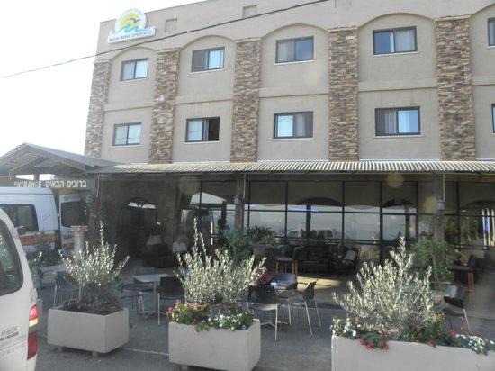 Nofim Hotel  |  hot springs road, Eliezer Kaplan Blvd, Tiberias 14100, Israel