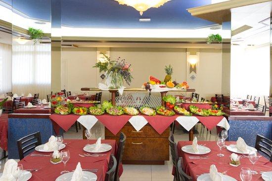Hotel Augustus: buffet