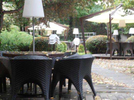 Hotel Marinela Sofia: lobby piano bar