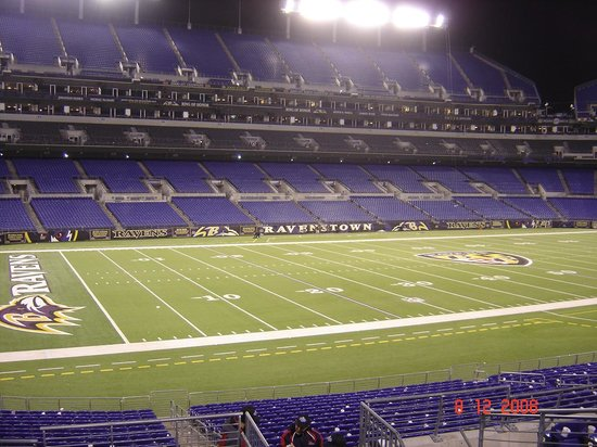 M&T Bank Stadium: Ravens - M&T