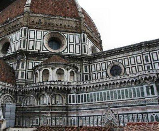Hotel Duomo Firenze: View from Hotel Duomo room