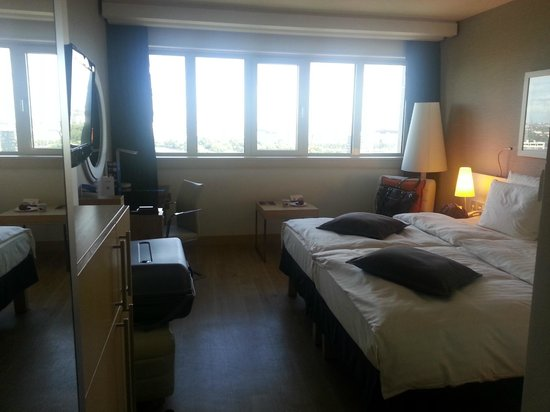 Radisson Blu Hotel, Hamburg: Comfortable room