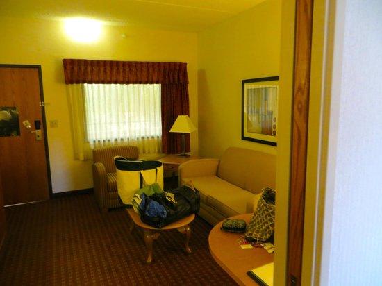 Quality Suites Hotel: room