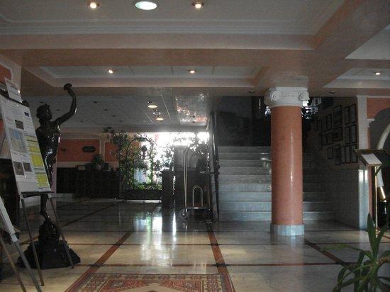 Begona Park Hotel: интерьеры