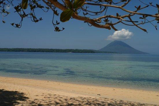 Siladen Resort & Spa: Blick vom Strand