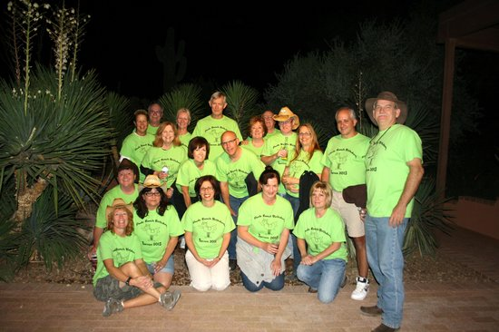 White Stallion Ranch: The Green Shirt Group