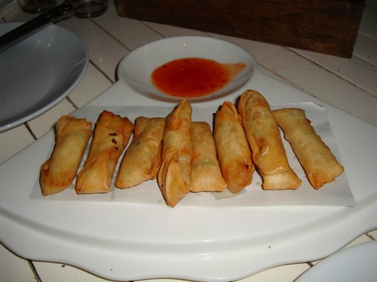 sex and the spring rolls