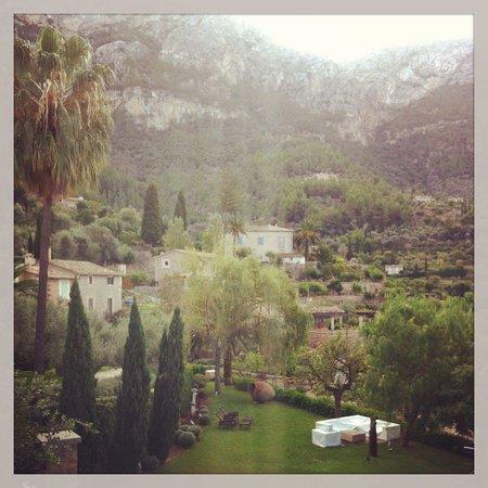 Belmond La Residencia: Vistas desde la junior suite