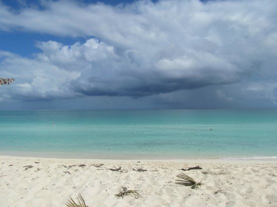 Melia Cayo Santa Maria: good beach here