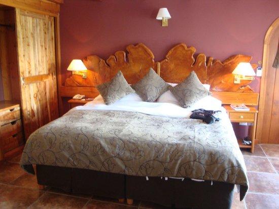 Charming Luxury Lodge & Private Spa : Buen descanso!