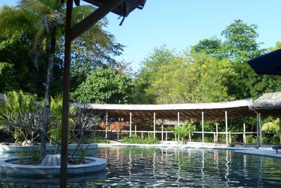 Siladen Resort & Spa : Poolbereich