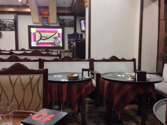 Medi Sark Sofrasi: Restaurant room