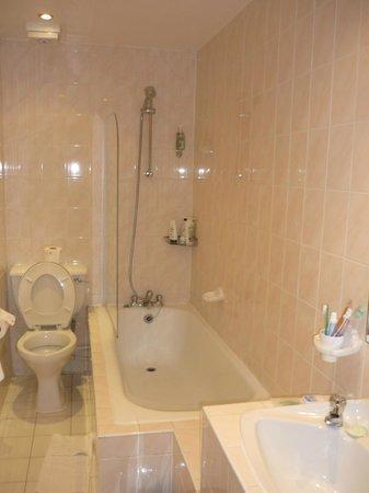 Amsterdam Hotel: banheiro