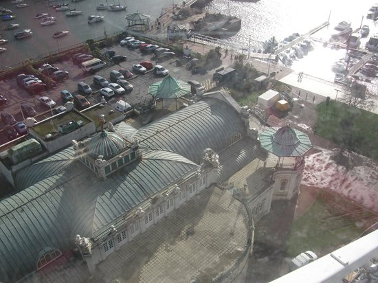 The Parks Guest Accommodation: view from the eye