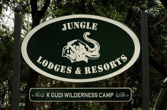 K Gudi Wilderness Camp: JLR Board