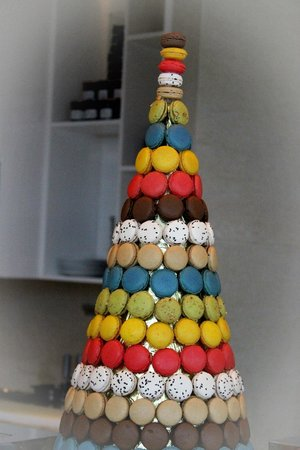 Cascade: Christmas cookie tree