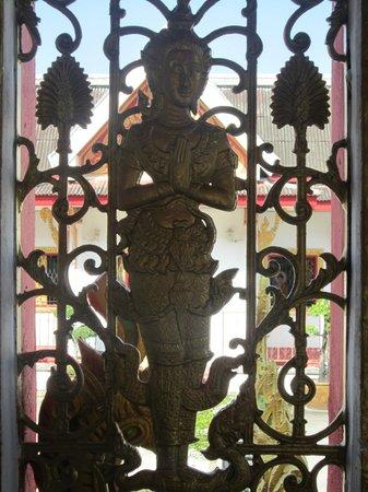 Wat Jed Yod : Decorative Lattice