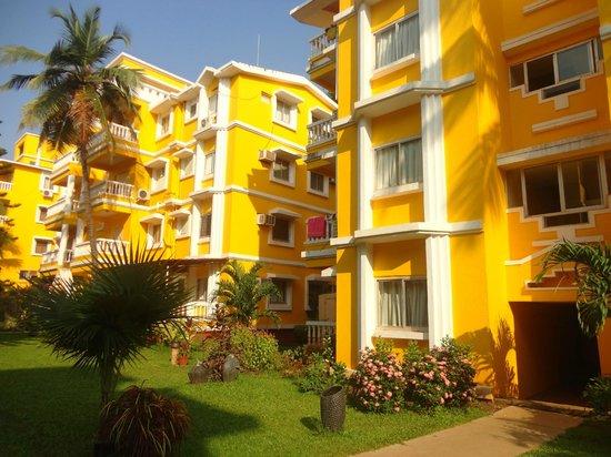 Adamo The Bellus Goa: Отель