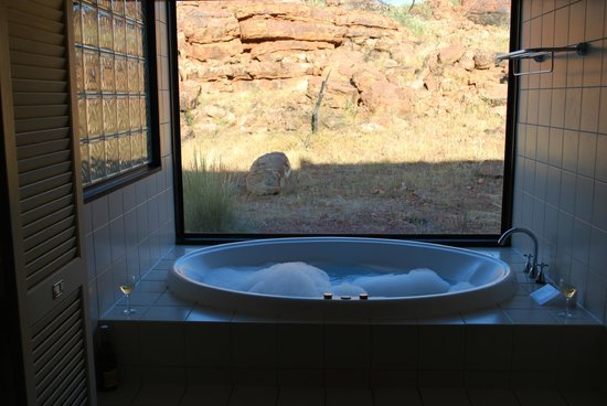Kings Canyon Resort: SPA in camera