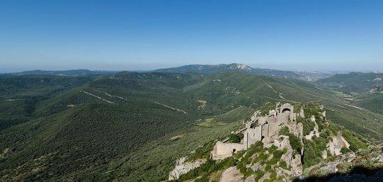 Cathar Castles: Château de Quéribus