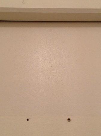 Hotel Pied Moutet : Camera (parete)