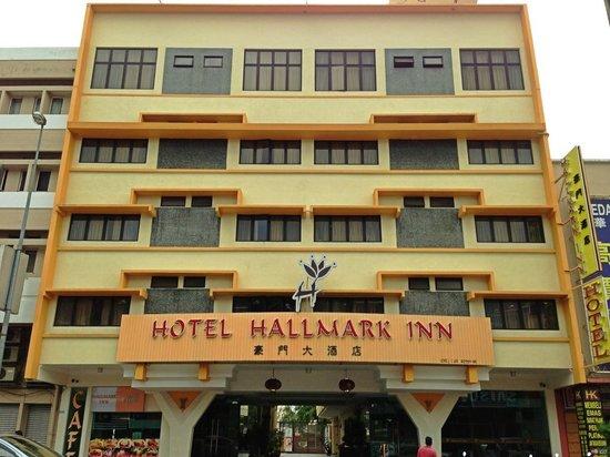 ホールマーク インの外観 picture of hotel hallmark inn melaka