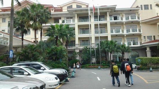 Country Garden Phoenix Hotel Heshan: outlook