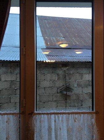 """Hotel Pied Moutet : """"panorama"""" dalla sala ristorante"""