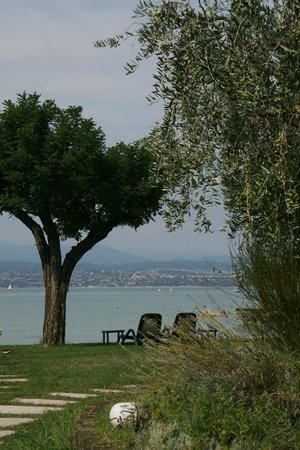 Hotel Smeraldo : Lake Garda