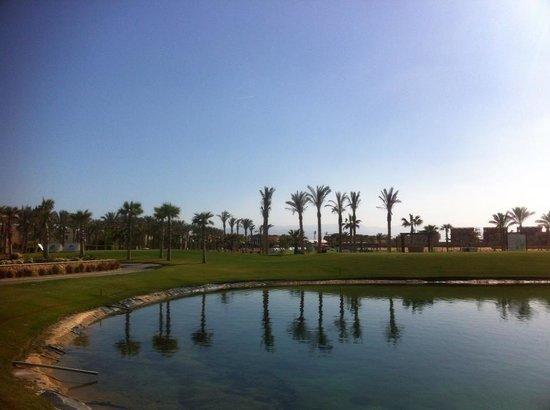 Jaz Little Venice Golf Resort: Lake