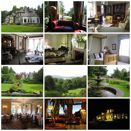 Merewood Country House Hotel: Merewood Collage