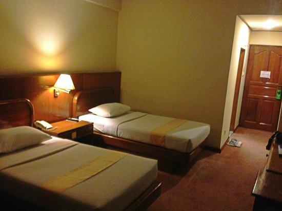 Panorama Hotel : 部屋の内部