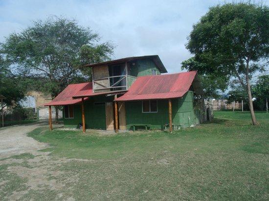 Hosteria La Gondola: Casa Hawai