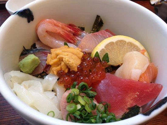 Kaisendonhinode: 海鮮丼~♡