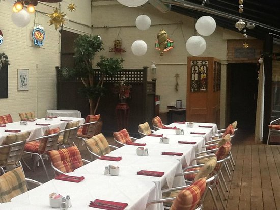 Carlyle Inn and Bistro: Ready for the Christmas Banquet season