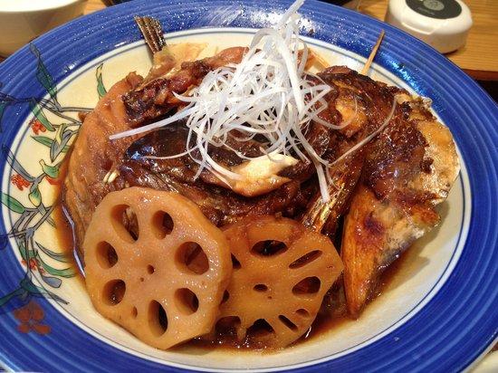Kaisendonhinode: 魚のあら煮~♡