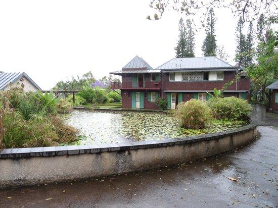 Conservatoire Botanique National : La maison de maître