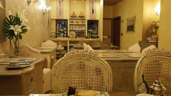Hotel Argantonio: salle
