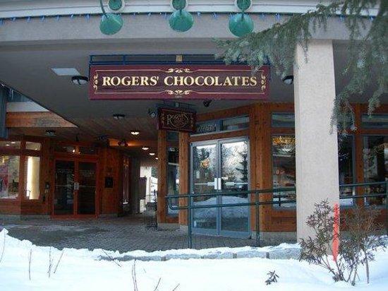 Rogers' Chocolates Whistler Photo