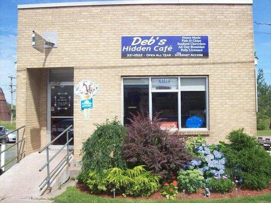 Deb's Hidden Cafe Photo