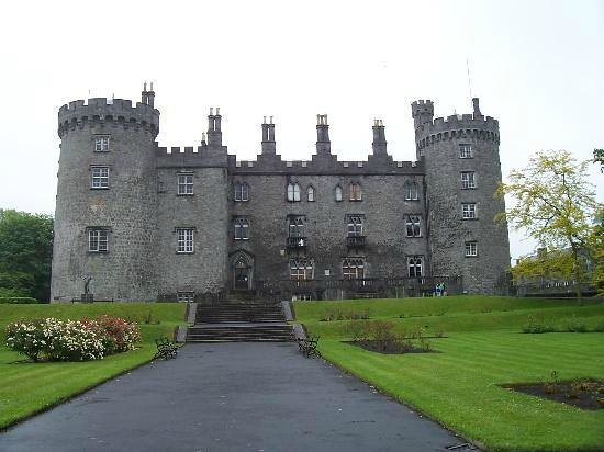 Kilkenny River Court Hotel: The beautiful Kilkenny Castle