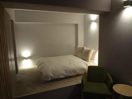Hotel & Residence Roppongi: 新鮮な空間でした