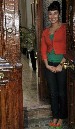 Palacete Chafariz D'El Rei : Maria...