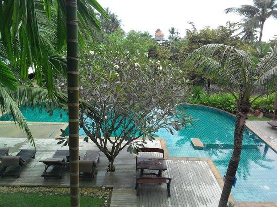 Lamai Buri Resort: Бассейн