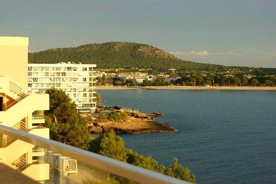 IBEROSTAR Suites Hotel Jardin del Sol: Vista desde la habitación
