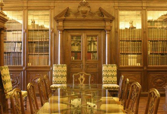 Santuario di Oropa : Oropa - Biblioteca storica