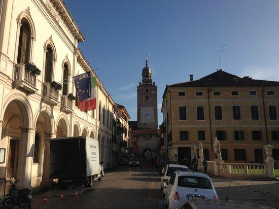BEST WESTERN Albergo Roma: Old town