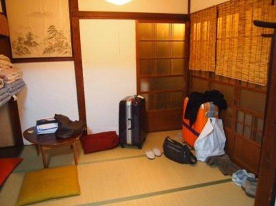 Taito Ryokan: Room 1(1st floor)