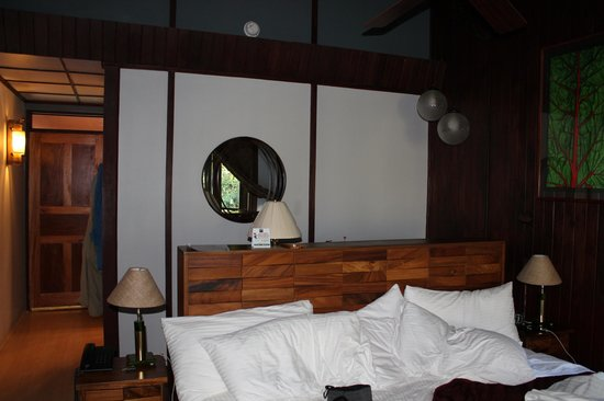 Monteverde Lodge & Gardens: Pic of room2