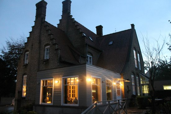l'Heritage Hotel Pension: l'Héritage in Lo-Reninge